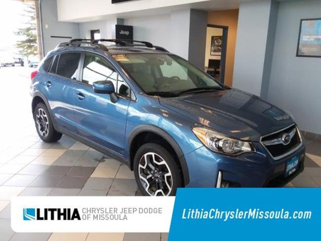 Used 2017 Subaru Crosstrek 2.0i Premium SUV Missoula, MT