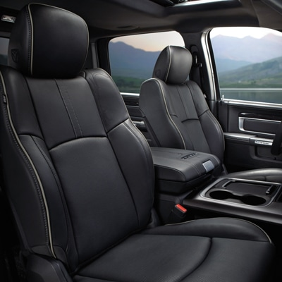 Ram 3500 Ventilated Front Seats