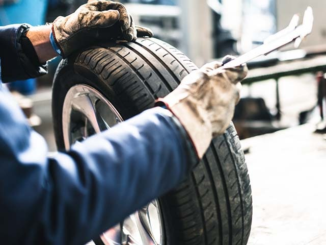 Tire Rotation Services at Lithia Chrysler Jeep Dodge of Missoula