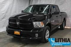 Used 2018 Ram 1500 Tradesman Truck Quad Cab Missoula, MT