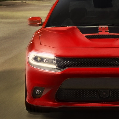 Dodge Charger Interior and Exterior Vehicle Features