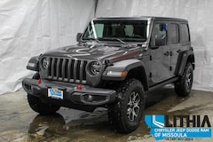 New 2021 Jeep Wrangler UNLIMITED RUBICON 4X4 Sport Utility For sale in Missoula, MT