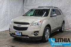 Used 2014 Chevrolet Equinox LTZ SUV Missoula, MT