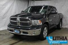 Used 2017 Ram 1500 Big Horn Truck Crew Cab Missoula, MT