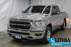 New 2021 Ram 1500 BIG HORN QUAD CAB 4X4 6'4 BOX Quad Cab For sale in Missoula, MT