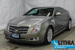 Used 2011 CADILLAC CTS Premium Coupe Missoula, MT