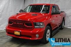 Used 2018 Ram 1500 Sport Truck Crew Cab Missoula, MT