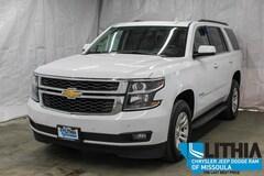 Used 2019 Chevrolet Tahoe LT SUV Missoula, MT