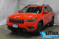 New 2021 Jeep Cherokee ALTITUDE 4X4 Sport Utility For sale in Missoula, MT