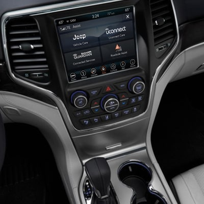Jeep Grand Cherokee Interior and Exterior Vehicle Features
