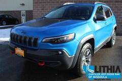Used 2019 Jeep Cherokee Trailhawk 4x4 SUV Missoula, MT