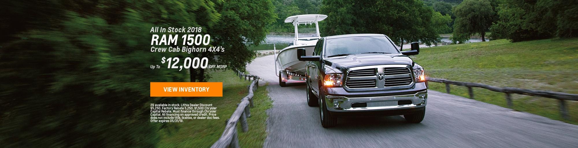 Lithia Dodge Missoula >> New & Used Car Dealership in Missoula | Lithia Chrysler