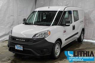 New 2021 Ram ProMaster City WAGON Cargo Van Missoula, MT