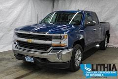 Used 2018 Chevrolet Silverado 1500 LT Truck Double Cab Missoula, MT