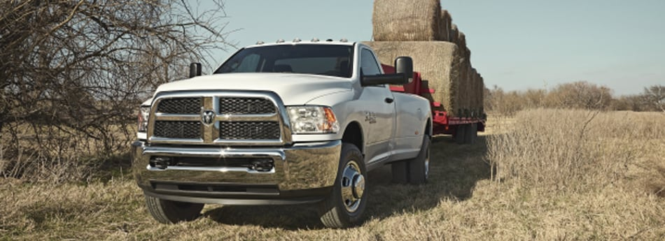 Ram 3500 Exterior Vehicle Features
