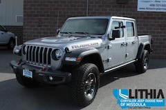 New 2021 Jeep Gladiator RUBICON 4X4 Crew Cab For sale in Missoula, MT