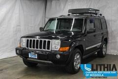Used 2006 Jeep Commander Limited SUV Missoula, MT