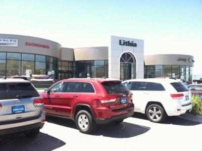Bozeman Car Dealerships >> Chrysler Jeep Dodge Ram Dealer Bozeman Lithia Chrysler Jeep Dodge