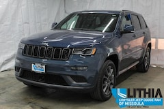 New 2021 Jeep Grand Cherokee HIGH ALTITUDE 4X4 Sport Utility For sale in Missoula, MT