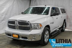 Used 2017 Ram 1500 Big Horn Truck Crew Cab Missoula, MT
