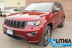 New 2021 Jeep Grand Cherokee 80TH ANNIVERSARY 4X4 Sport Utility For sale in Missoula, MT