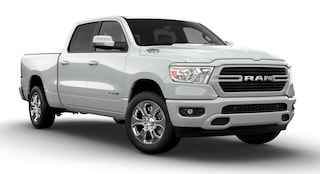 New 2021 Ram 1500 BIG HORN CREW CAB 4X4 6'4 BOX Crew Cab Missoula, MT
