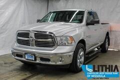 Used 2017 Ram 1500 Big Horn Truck Quad Cab Missoula, MT