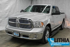 Used 2018 Ram 1500 Big Horn Truck Crew Cab Missoula, MT
