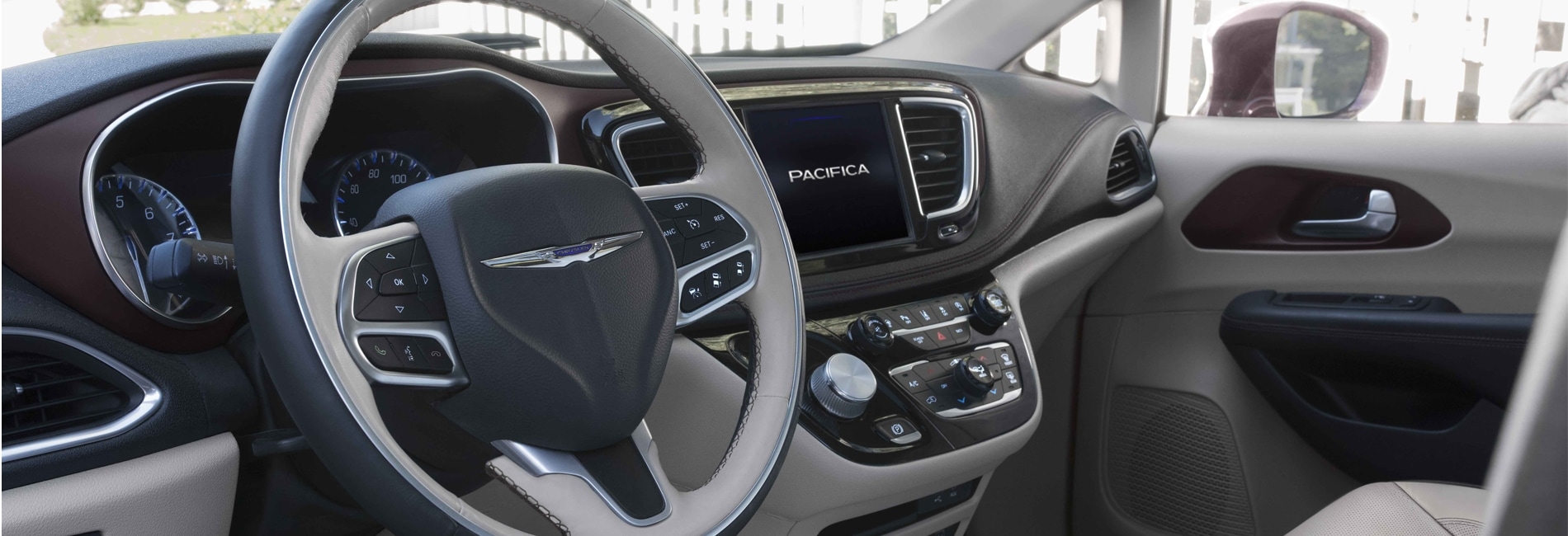 Chrysler Pacifica Interior Vehicle Features