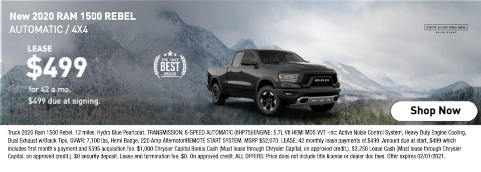 New Chrysler, Jeep, Dodge, RAM for Sale in Missoula ...
