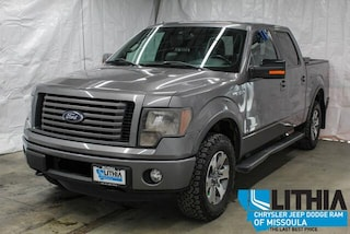 Used 2012 Ford F-150 Truck SuperCrew Cab Missoula, MT