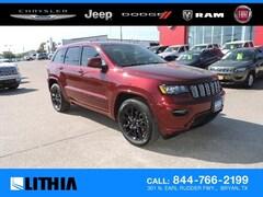2019 Jeep Grand Cherokee ALTITUDE 4X2 Sport Utility Bryan, TX