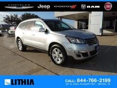 Bargain Used 2014 Chevrolet Traverse LT w/2LT SUV Bryan, TX