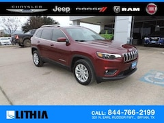 2019 Jeep Cherokee LATITUDE FWD Sport Utility in Bryan, TX