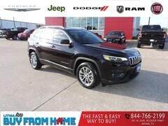 2021 Jeep Cherokee LATITUDE PLUS FWD Sport Utility Bryan, TX