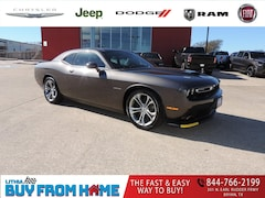 New & Used Dodge 2021 Dodge Challenger R/T Coupe Bryan, TX