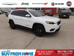 New 2021 Jeep Cherokee ALTITUDE FWD Sport Utility For sale in Bryan, TX