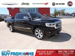 New 2021 Ram 1500 LIMITED CREW CAB 4X4 5'7 BOX Crew Cab Bryan, TX