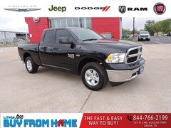 2021 Ram 1500 Classic TRADESMAN QUAD CAB 4X4 6'4 BOX Quad Cab Bryan, TX