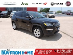 2021 Jeep Compass LATITUDE FWD Sport Utility Bryan, TX