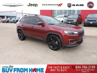 Certified Pre-Owned 2019 Jeep Cherokee Latitude Plus FWD SUV Bryan, TX