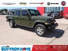 2021 Jeep Gladiator FREEDOM 4X4 Crew Cab Bryan, TX