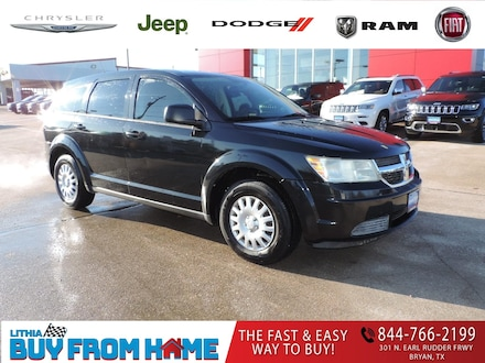 Used 2010 Dodge Journey SE SUV Bryan, TX
