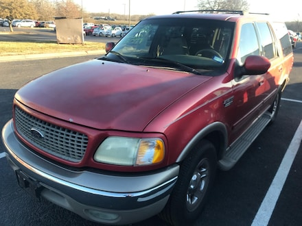 Used 2002 Ford Expedition Eddie Bauer SUV Bryan, TX