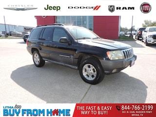 Used 2000 Jeep Grand Cherokee Laredo SUV Bryan, TX