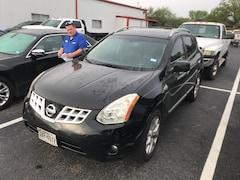 Used 2012 Nissan Rogue SV w/SL Pkg (CVT) SUV Bryan, TX