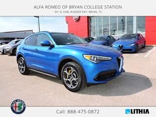 Used 2018 Alfa Romeo Stelvio Sport AWD SUV Bryan, TX