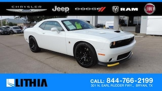 Certified Pre-Owned 2019 Dodge Challenger R/T Scat Pack Coupe Bryan, TX