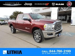 New 2019 Ram 2500 LARAMIE LONGHORN CREW CAB 4X4 6'4 BOX Crew Cab For sale in Bryan, TX