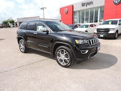2019 Jeep Grand Cherokee LIMITED 4X2 Sport Utility Bryan, TX